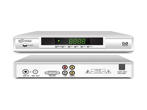 Receptor DVB-C GX3001Q