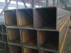 Tubo de aço retangular e quadrado