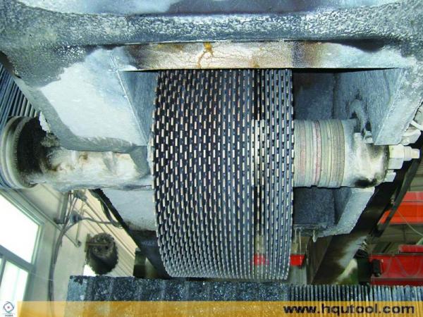 Disco de corte diamantado para granito (multi serras)